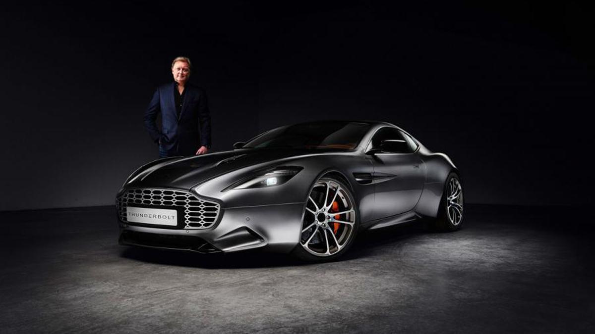 Aston Martin demanda a Henrik Fisker por plagio