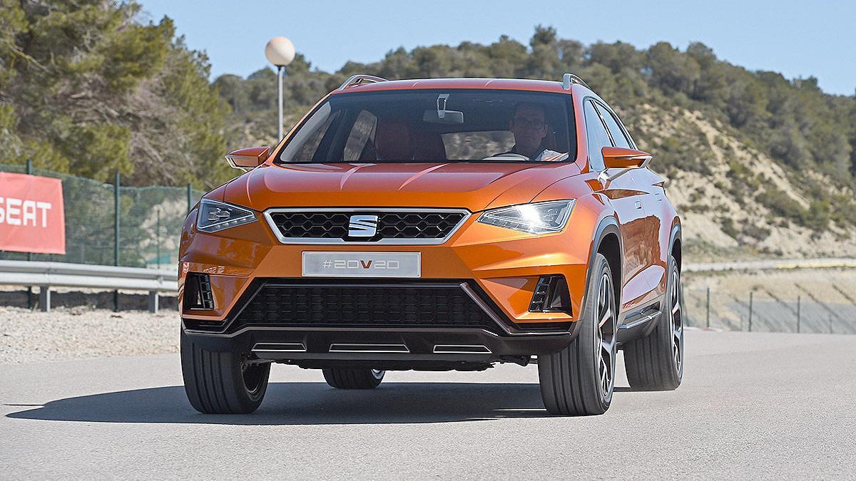 Probamos el futuro SUV de Seat: 20V20