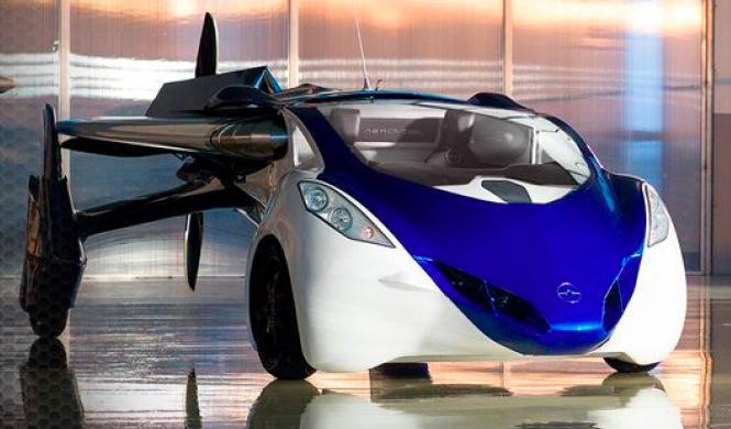 El coche volador llegaría en dos o tres años