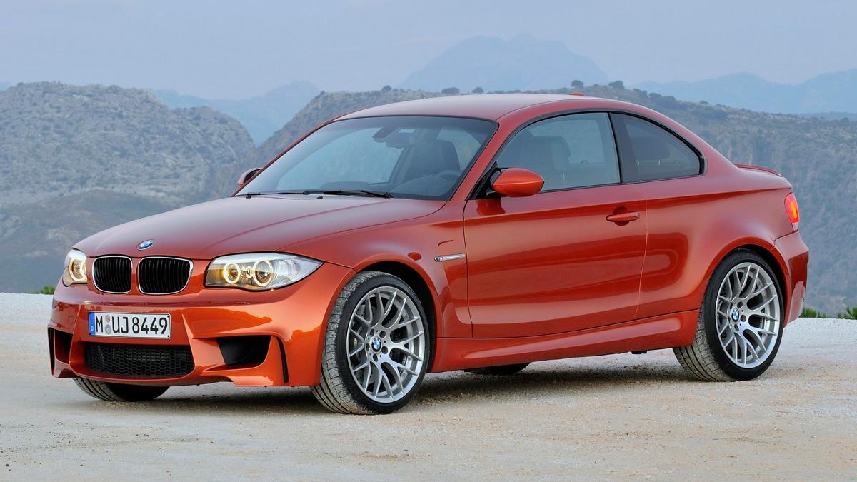 BMW Serie 1 M delantera