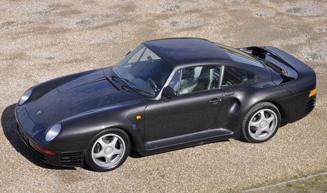 Una subasta de 8 millones de euros en coches clásicos