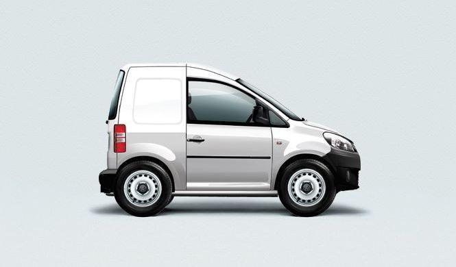 Volkswagen Caddy Maxi Mini: más versátil con menos espacio