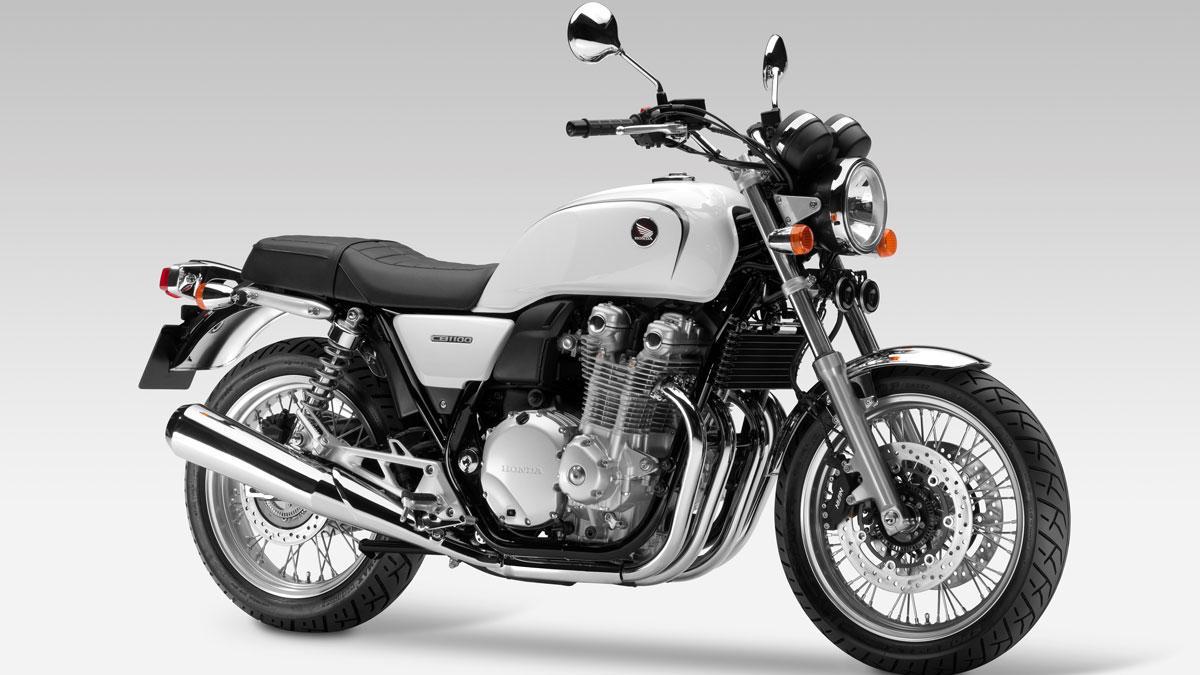 Honda CB1100 EX naked neoclásica