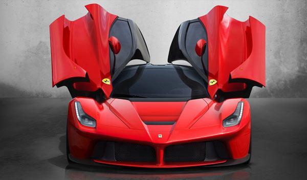 Oh cielos, ¡Justin Bieber espera un Ferrari LaFerrari!