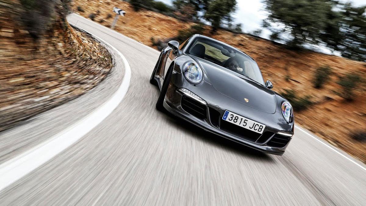 Porsche 911 4GTS