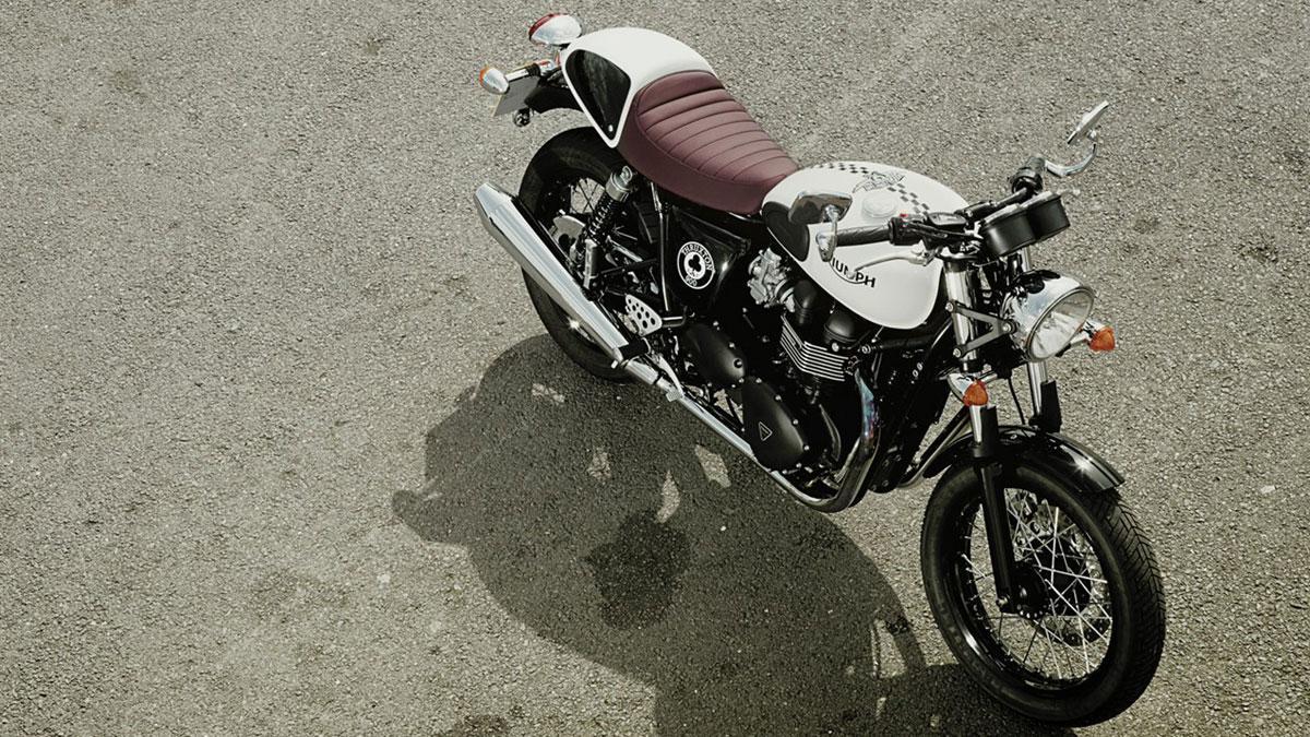 Triumph Thruxton Ace: sólo hay 1.500
