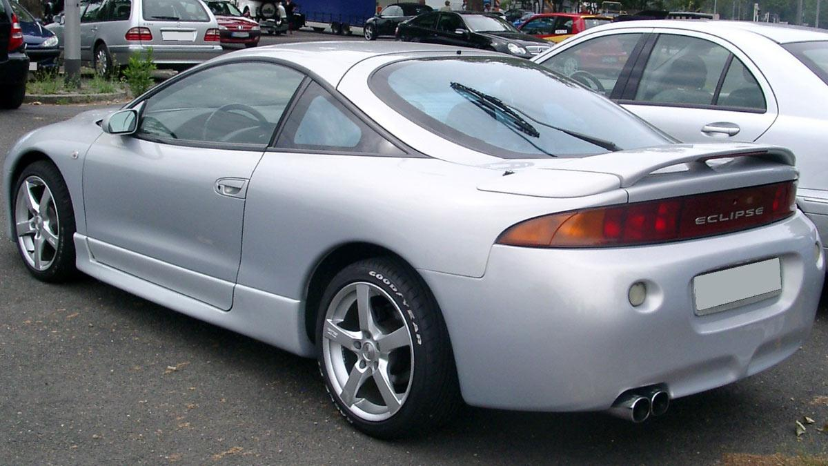 coches fast furious 1 eclipse