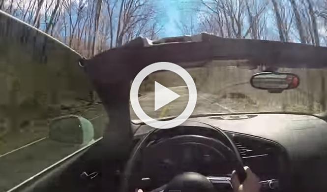 Este vídeo te hará sentir al volante del Audi R8 Spyder