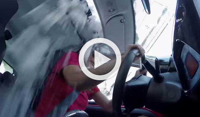 Divertida venganza de Toyota contra los hombres del tiempo