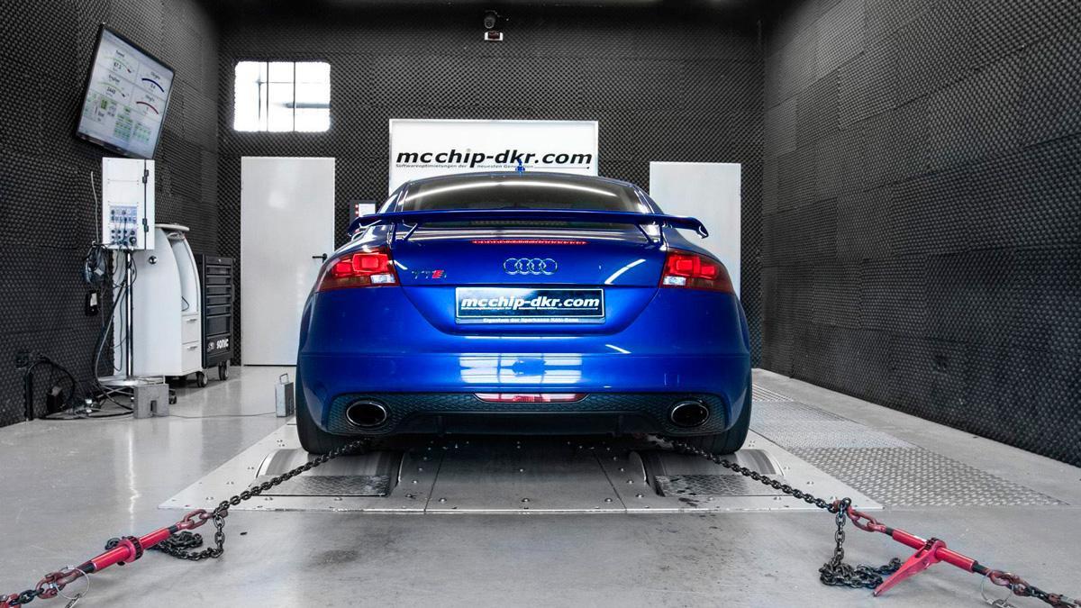 Audi TT RS mmchip-dkr