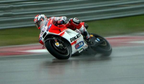 Libres 1 MotoGP GP de Las Américas 2015: Ducati al frente