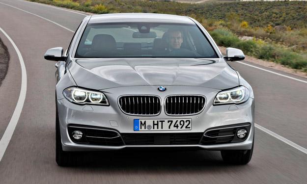 El BMW i5 podría llegar en 2018