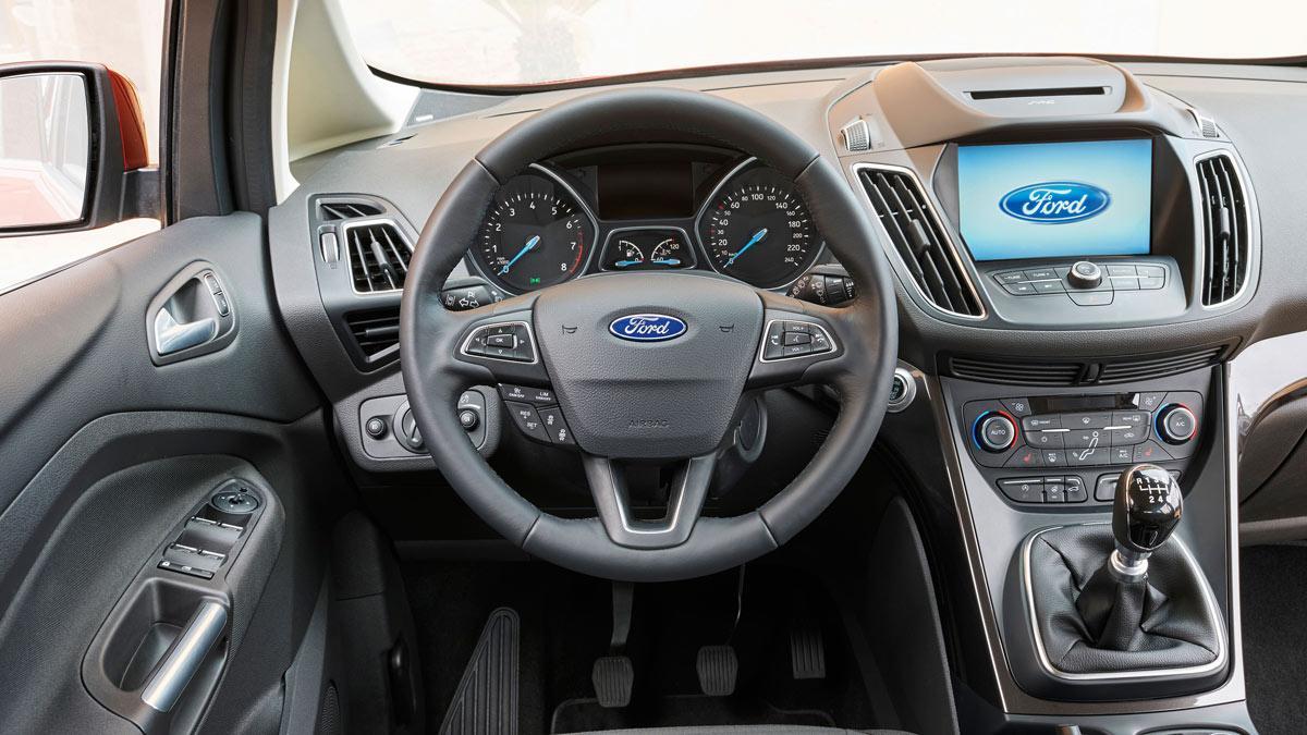 puesto de mando ford c-max 2015
