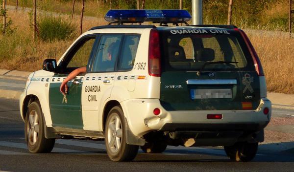 Subasta de vehículos de la Guardia Civil: desde 25 euros