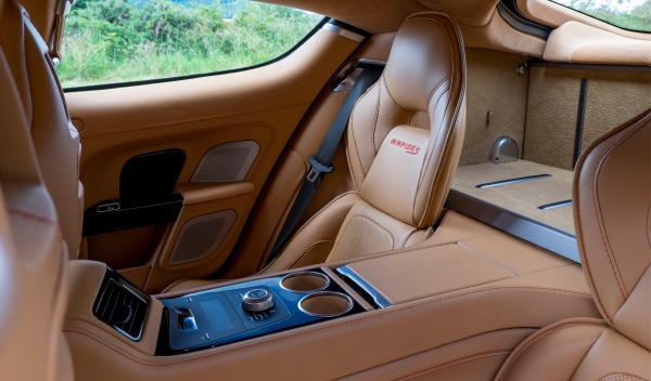 Así es como Aston Martin planea sustituir el Rapide