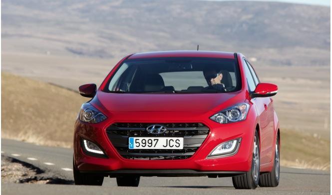 Hyundai i30 2015 - frontal