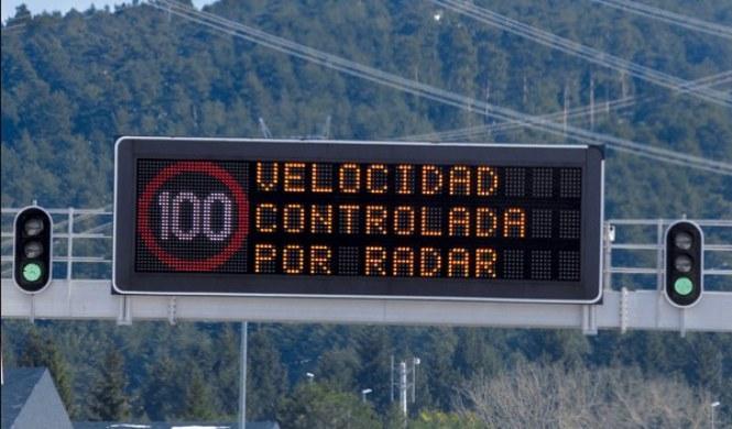 La DGT pondrá más controles de velocidad durante una semana