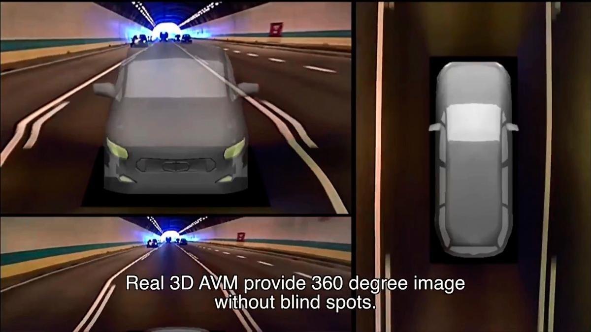 SPTek 3D AVM - 1