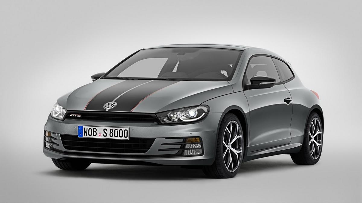 VW Scirocco GTS 2015