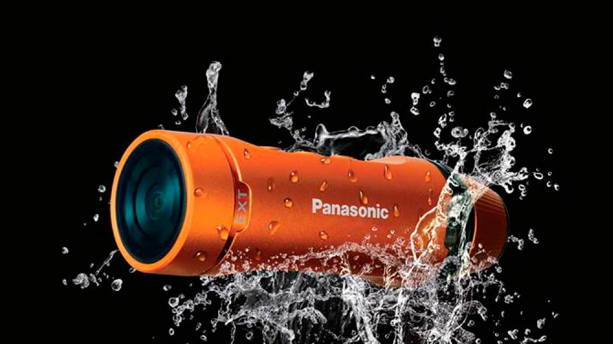 Cámara de acción Panasonic HX-A1 POV - 1