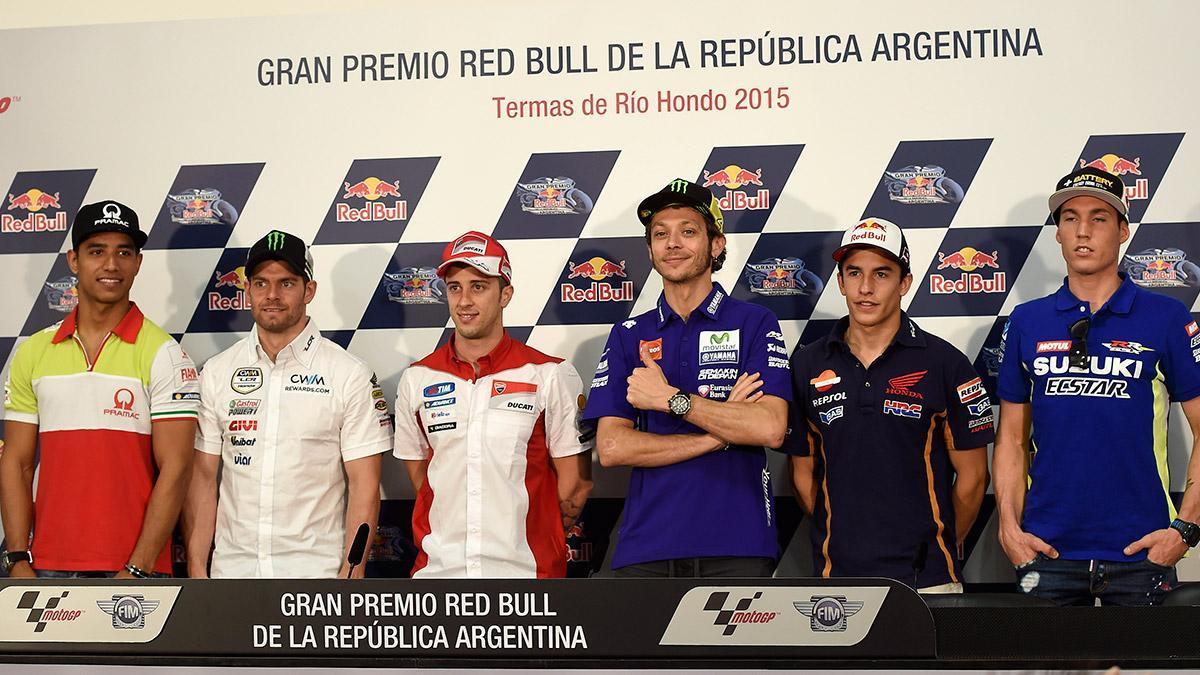 MotoGP: Cómo ver on-line el GP de Argentina 2015