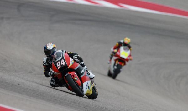 Libres 1 Moto2 GP de Argentina 2015: récord de Folger