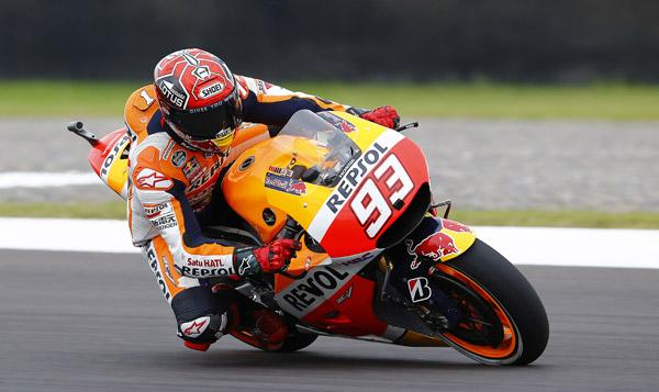 Libres 3 MotoGP GP de Argentina 2015: Márquez controla