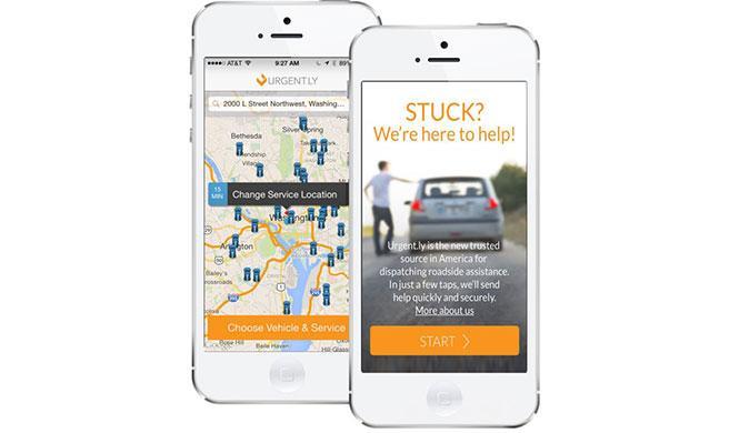 Las app detectarán accidentes y pedirán ayuda desde móvil