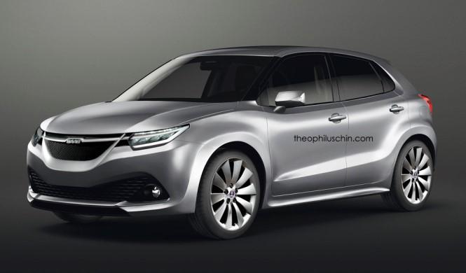 ¿Puede el Suzuki iK-2 Concept convertirse en el Saab 9-1?