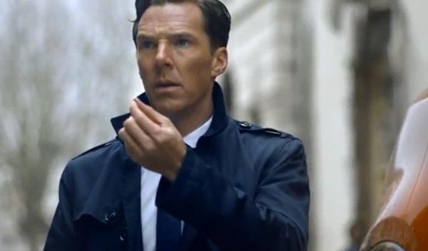 Sherlock se pone al volante de un MG GS