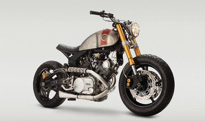 Yamaha Virago Classified Moto