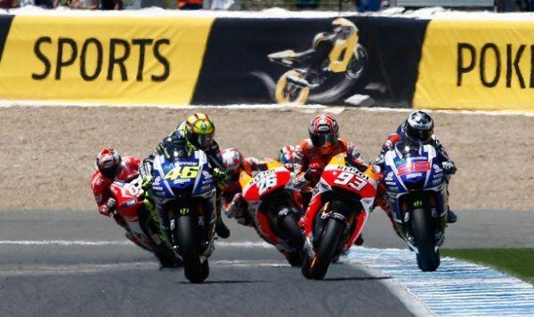 Los horarios de MotoGP, Jerez 2015