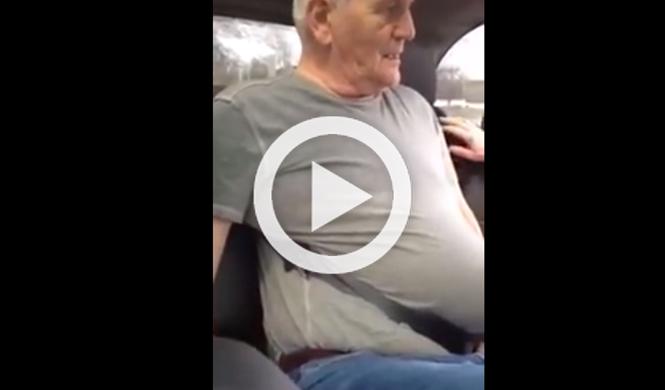 Atrapado en el coche por colocarse mal el cinturón