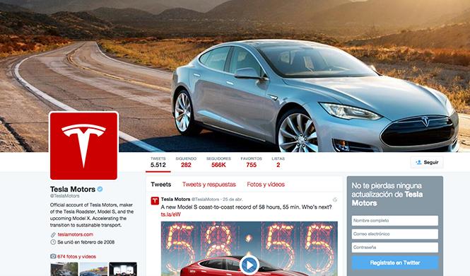 Hackean el Twitter de Tesla y regalan sus coches