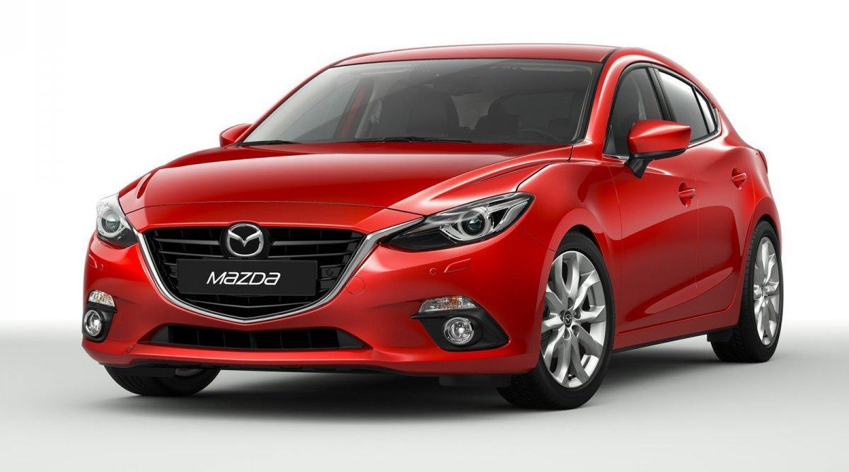 ¿Un Mazda3 MPS para el Salón de Frankfurt?
