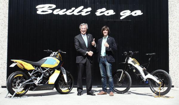 Bultaco nombra distribuidor en Cataluña
