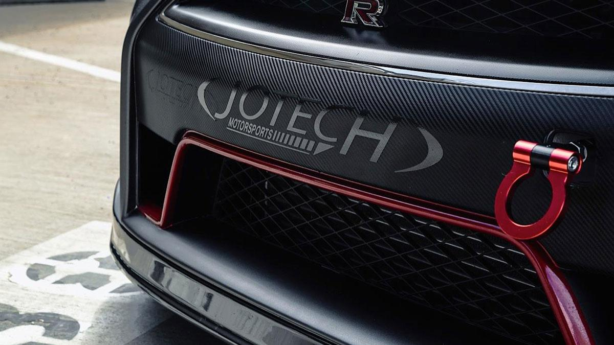 Nissan GT-R Stage 6 by Jotech Motorsports detalle traseros