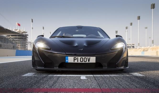 Los expertos afirman que el McLaren P1 no perderá valor