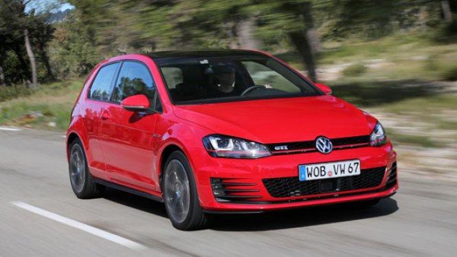 El coche más multado de España: un VW Golf