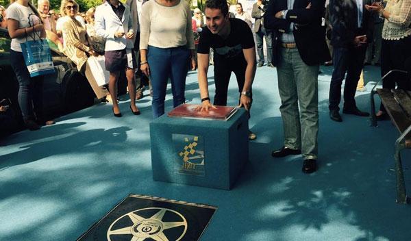 Lorenzo ya tiene estrella en Jerez