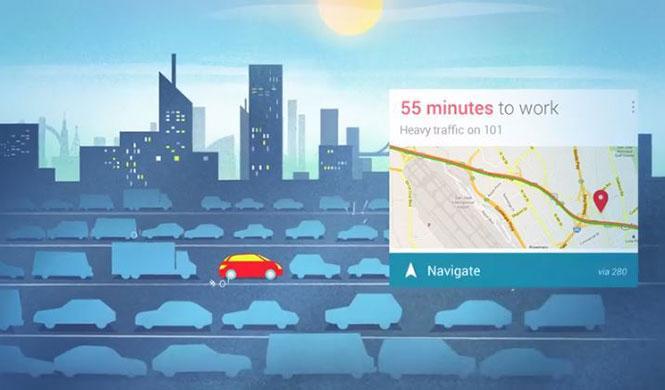 Las mejores apps de coches integradas en Google Now