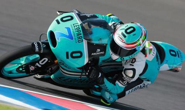 Libres 1 Moto3 GP de España 2015: Vázquez al frente