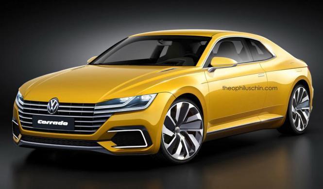 Vuelve el Volkswagen Corrado
