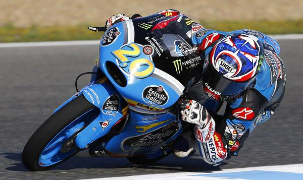 Resultados Moto3 GP de España 2015