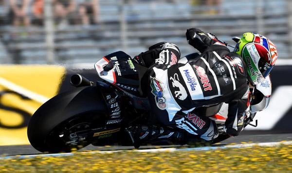 Resultados Moto2 GP de España 2015