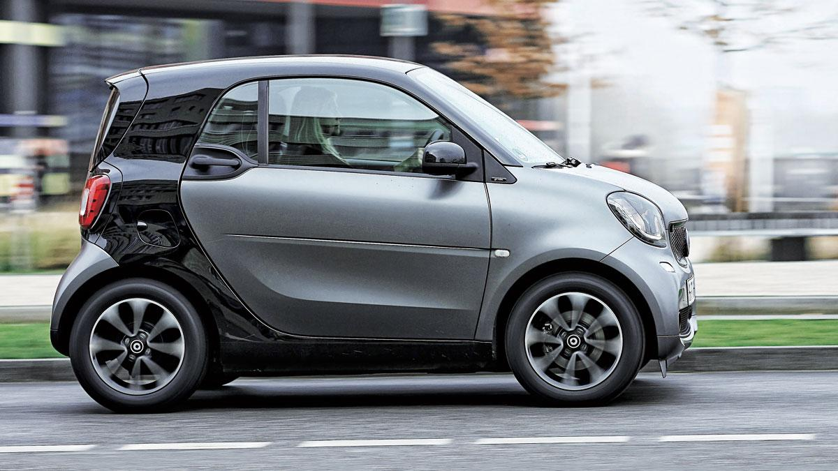 smart fortwo coupe turbo