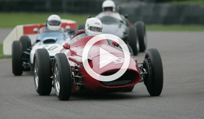 Vídeo 'onboard': así se conduce un Maserati 250F de 1955