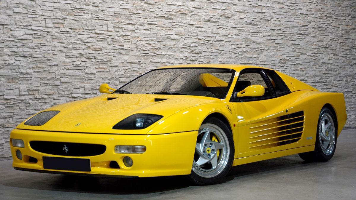 Ferrari F512 M de 1994