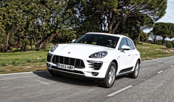 Porsche Macan URSA Aurum, el oro te sienta tan bien...