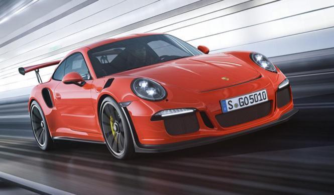 Los futuros Porsche GT y RS serán más ligeros